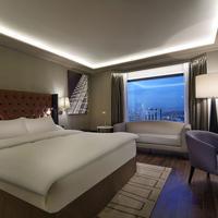 앙카라 힐튼 SA 호텔 Guest room