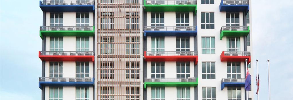 V8 호텔 - Johor Bahru - 건물
