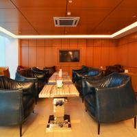 V8 호텔 Lobby Sitting Area