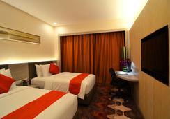 V8 호텔 - Johor Bahru - 침실