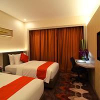 V8 호텔 Guestroom