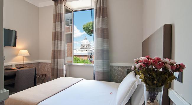 프래그런스 호텔 성 베드로 - 로마 - 침실