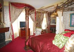 퀸 앤 호텔 - 샌프란시스코 - 침실