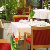 파크 호텔 블루 Breakfast Area