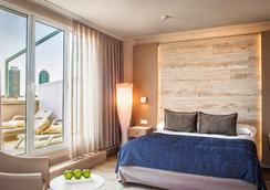 살레스 호텔 페레 IV - 바르셀로나 - 침실