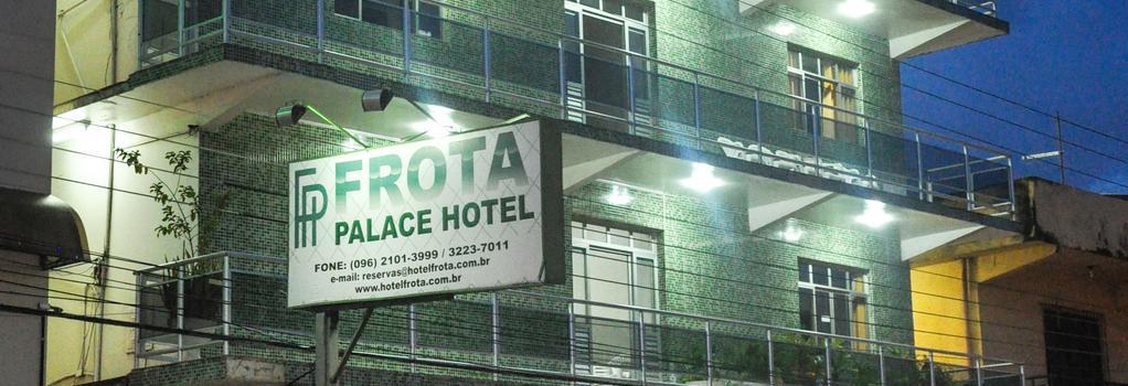 프로타 팰리스 호텔 - Macapá - 건물