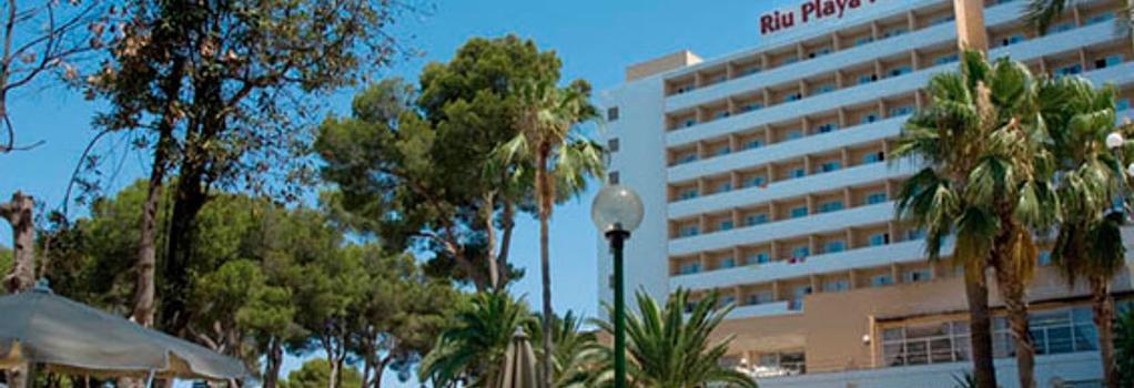 Hotel Riu Playa Park - 팔마데마요르카 - 건물