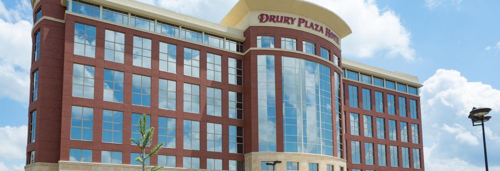 드루어리 플라자 호텔 카멜 - 인디애나폴리스 - 건물