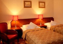 Hotel Rzymski - Poznan - 침실