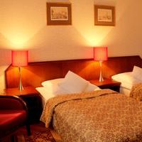 Hotel Rzymski pokój typu TWIN