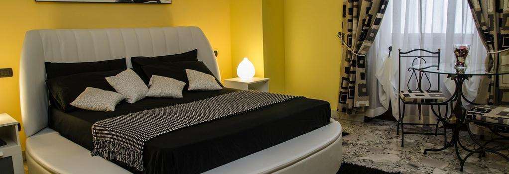 호텔 산테리지오 - 나폴리 - 침실