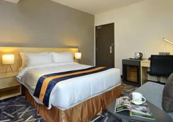퍼시픽 익스프레스 호텔 센트럴 마켓 - 쿠알라룸푸르 - 침실