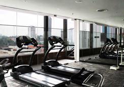 퍼시픽 익스프레스 호텔 센트럴 마켓 - 쿠알라룸푸르 - 체육관