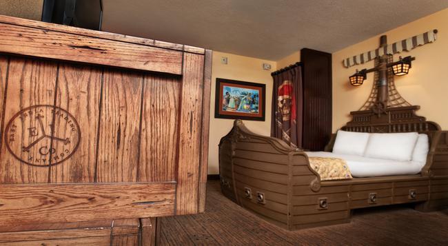 Disney's Caribbean Beach Resort - 레이크부에나비스타 - 침실
