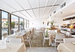 호텔 포르타 펠리체 - 팔레르모 - 레스토랑