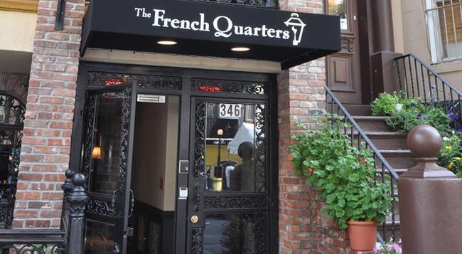 더 프렌치 쿼터스 - 뉴욕 - 건물