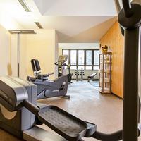아지뭇 호텔 콜롱 시티 센터 Fitness Facility