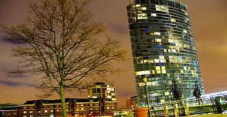런던 매리엇 호텔 웨스트 인디아 키 - 런던 - 건물