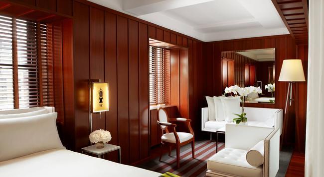 허드슨 센트럴 파크, 모건스 호텔 - 뉴욕 - 침실