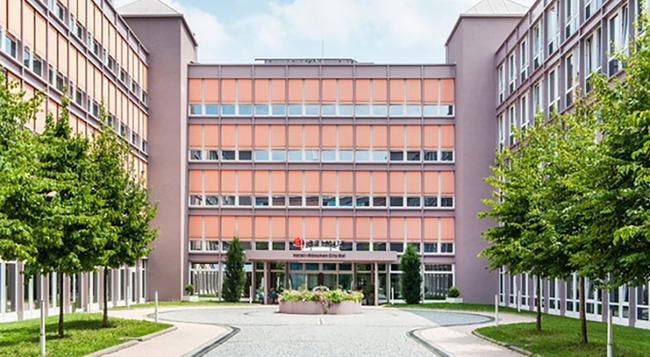 아지무트 호텔 뮌헨 - 뮌헨 - 건물