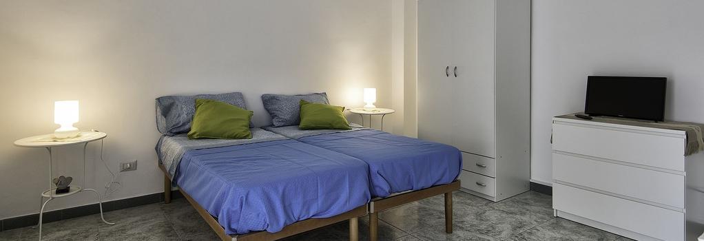Archita Guest House & Apartment - 바리 - 침실