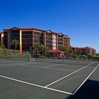 웨스트게이트 레이크 리조트 앤 스파 Tennis Court
