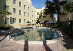Westgate South Beach Oceanfront Resort - 마이애미비치 - 수영장