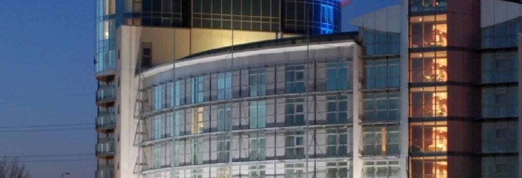 더블트리 바이 힐튼 호텔 런던 엑셀 - 런던 - 건물