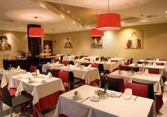 F&G Logroño Hotel - 로그로뇨 - 레스토랑
