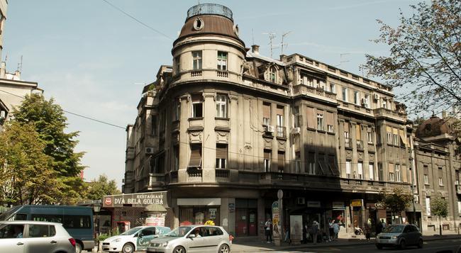 Hostel Lux Skadarlija - 베오그라드 - 건물