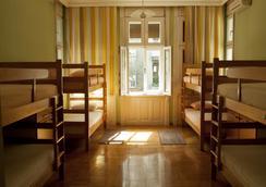 Hostel Lux Skadarlija - 베오그라드 - 침실