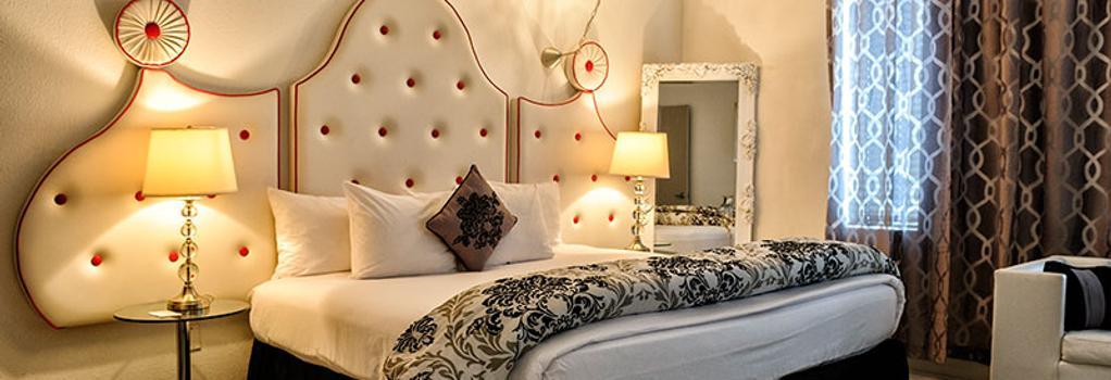 화이트로우 호텔 - 마이애미비치 - 침실