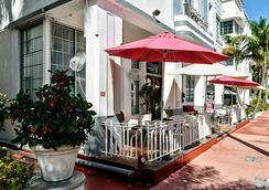 The Whitelaw Hotel, a South Beach Group Hotel - 마이애미비치 - 야외뷰