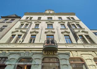 호텔 UNIC 프라하