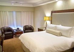 Town & Country Inn and Suites - 찰스턴 - 침실