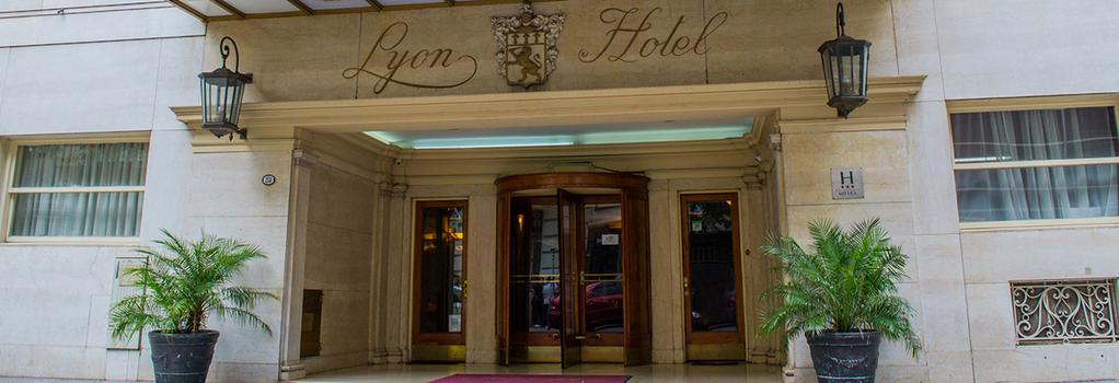 Hotel Lyon - 부에노스아이레스 - 건물