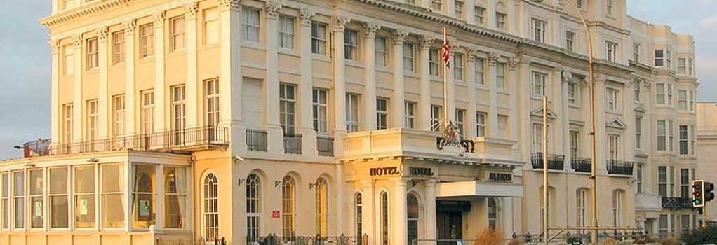 로얄 알비온 호텔 - 브라이턴 - 건물