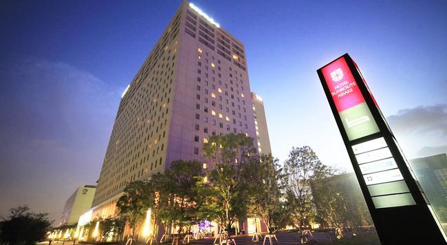 썬루트 아리아케 호텔 - 도쿄 - 건물