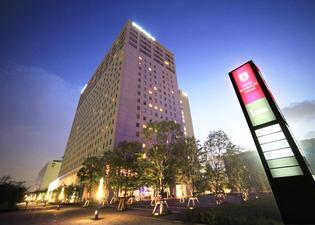 썬루트 아리아케 호텔
