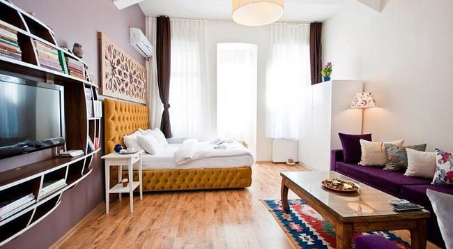Cumbali 27 - 이스탄불 - 침실