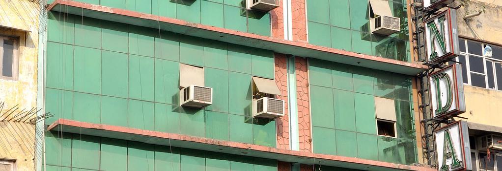 Hotel Jindal International - 뉴델리 - 건물