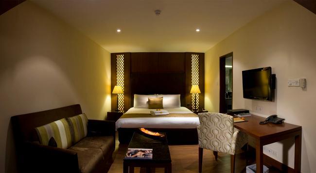 더 매너 - 뉴델리 - 침실