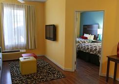 Ontario Grand Inn & Suites - 온타리오 - 침실