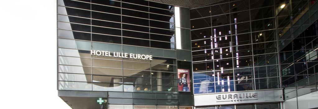 호텔 릴 유럽 - 릴 - 건물