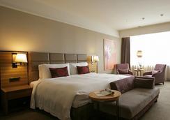 풀론 호텔 타이베이, 센트럴 - 타이베이 - 침실