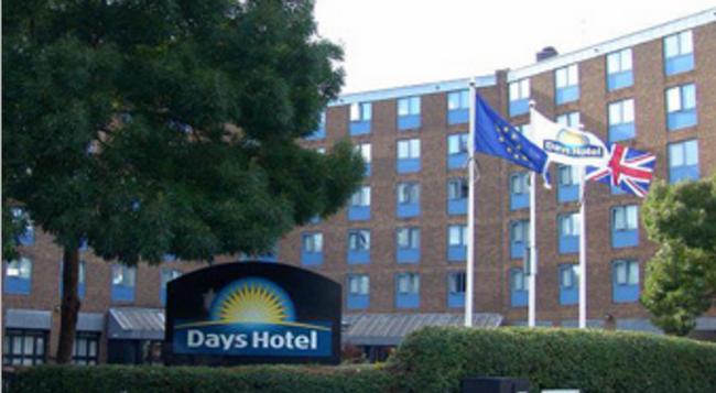 다트퍼드 호텔 워털루 - 런던 - 건물