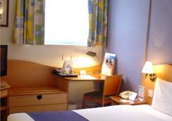 다트퍼드 호텔 워털루 - 런던 - 침실