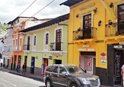 Rincón Familiar Hostel Boutique - 키토 - 야외뷰