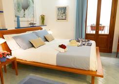 Appartamenti Rosa dei Venti - 트라파니 - 침실