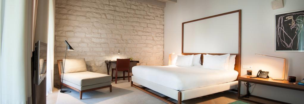 호텔 메르서 바르셀로나 - 바르셀로나 - 침실